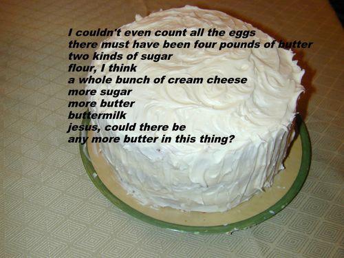 Cakerecipe