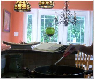 Kitchen intrigue