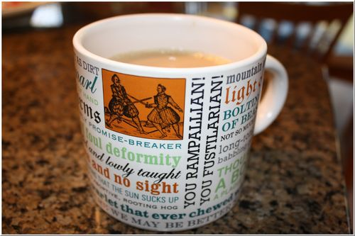 Shakespeare's coffee