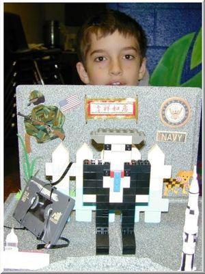 Lego Richard Nixon