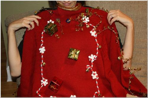Executive Sweater