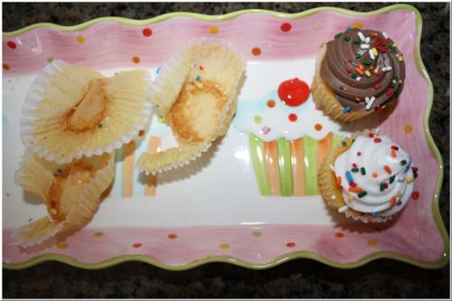 16 cupcakes
