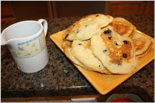 Pancake con