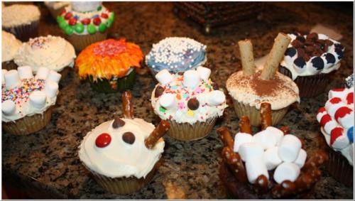 Enough cupcakes