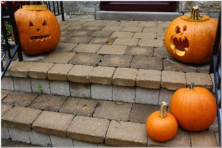 Teenage pumpkins